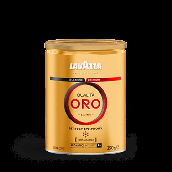 Lavazza Qualita Oro Öğütülmüş Kahve Teneke 250 GR