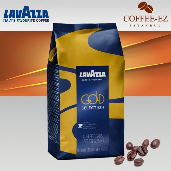 Lavazza Gold Selection Çekirdek Kahve 1 KG
