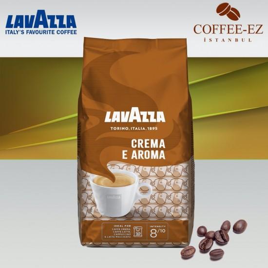 Lavazza Crema E Aroma Orta Kavrulmuş Çekirdek Kahve 1 KG